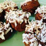 Chocolate Coconut Doughnuts (Gluten Free)