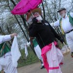 May Day Revellers Dance Up The Sun In Annual Picnic Point Ritual
