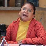 Defensa de derechos humanos en Chiapas (charla con Irma Ilsy Vásquez)...