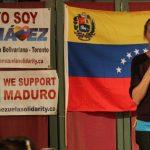 Comunas bolivarianas (charla con Katrina Kozarek)