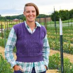 Field Walk with Laura Mortimore at Orange Cat Community Farm