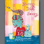 Sorry Not Sorry: the celebration of the REWOVEN exhibition