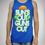 Sun's Out, Guns Out