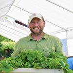 Andy Watson on Spring Greens and Tortoise-Approved Salad Mix