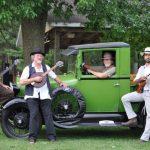WORT Bluegrass Benefit at Capital Brewery Sunday June 26