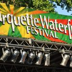 World music at the Marquette Waterfront Fest