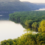 Access to public land on the Mississippi