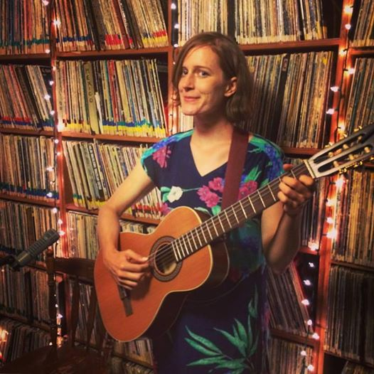 Laura Gibson at the Stacks