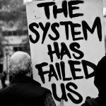 Political system failure