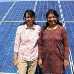 Solar Sisters Help Rebuild Pakistan