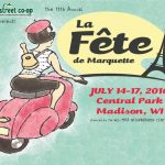 La Fête de Marquette Books Finest National Acts