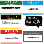 New political labels