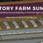 Clean Water and the Factory Farm Summit
