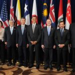 David Newby and the rippling effects of the TPP