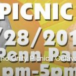 Coalition-building picnic for Blacks and Latinos