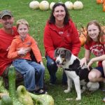 Bures Berry Patch: Pumpkins, Hayrides and Fall on the Farm