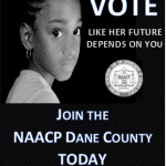 NAACP of Dane Co 3rd Annual Freedom Fund Dinner