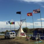 Water protectors continue to stand up for their land