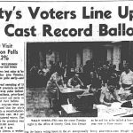 Madison in the Sixties — Election Day