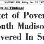 Madison in the Sixties – Third Week of November