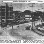 Madison, first week of November, 1960-1969