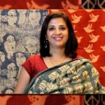 Print/dye artist, design specialist and community development advocate Meeta Mastani