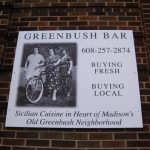 This Is What I Ate – Greenbush Bar