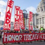 Water Protectors Return to Madison