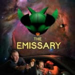 Image of elements from The Emissary movie poster