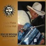 Chris Plata concert poster