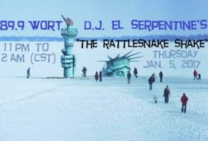 Rattlesnake Shake's Welcome to 2017 Show