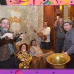 Yid Vicious: Kick-Ass Klezmer Band