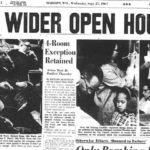 Madison, 1967 – A big year for the Equal Opportunities Commission