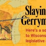 Yes, mother, it is Gerrymandering!