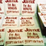 Justice for workers!