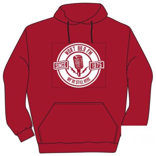 Red-WORT-hoodie