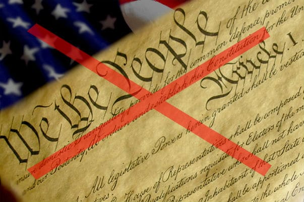 First Amendment Threats