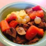 Drunken Pork Stew