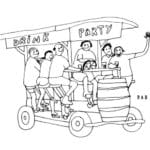 Pedal pubs are capital-B Bad