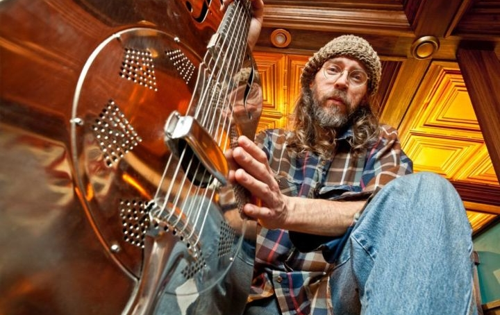 Charlie Parr Live At WORT This Friday!
