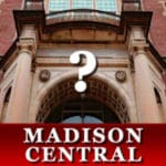 Photo of the front of Madison Central building from madisonpubliclibrary.com
