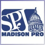 Logo for The Society of Professional Journalists, Madison