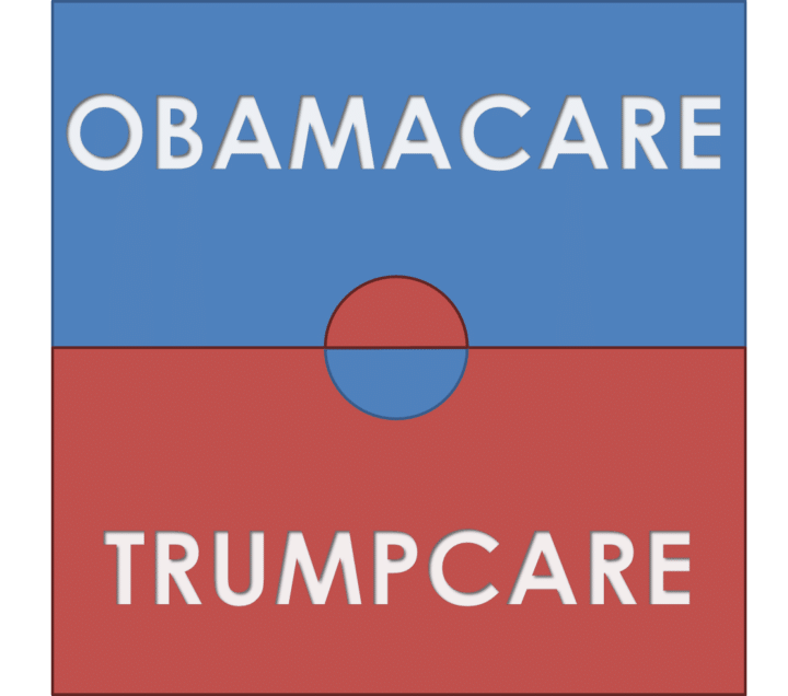 Breaking Down the AHCA: Trumpcare versus Obamacare Subsidies