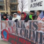May Day Immigrant Workers Rally