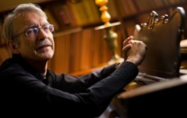 Thursday: Something New by Composer John Harbison