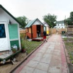 Tiny homes provide safe, secure shelter in Madison