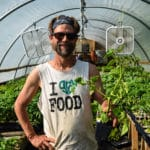 Mark Voss of Voss Organics
