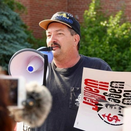Randy Bryce Declares His Candidacy for Congress
