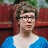 Photo of artist-photographer Jennifer Bastian.