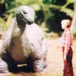 Gentle Brontosaurus w/NeoCaveman and Drug Spider